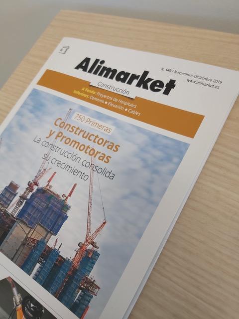 Enfrío en la revista de Alimarket