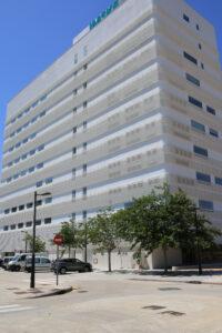Climatizacion hospital